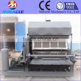 Eggs tray box pulping and forming machines, moulding of egg tray box machinery