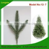 beautiful Christmas tree branch, Christmas tree pine branches