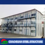Apartment Complex Prefabricated Light Steel Housing/modular prefab house