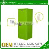 China sheet metal locker metal lockers interior metal doors/hollow metal louver door/folding door