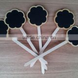 Mini Small Hanging Blackboard /Wooden Blackboards Decoration /Chalkboards hanging