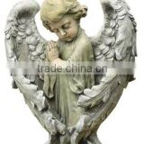 Baby Angel with Wings Statue