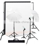 Easy change professional white photo photography backgrounds stand