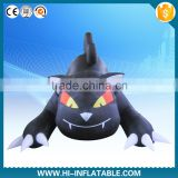 Hot Sale Outdoor & Yard Decoration Inflatable Halloween Products,Halloween inflatable cat