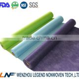 China supplier colors pattern non woven fresh flower wrapping paper for Indonesia market
