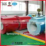 crc coated steel coil storage