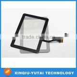 "China factory lcd display replacement 7"" spare parts tablet touch screen for samsung P7500"