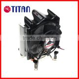 Hot product copper base with aluminum fins CPU cooling fan for AMD series