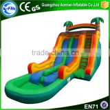 Competitive price water slide material plastic long water slide for sale                                                                                                         Supplier's Choice