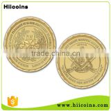 wholesale metal coins custom masonic challenge coins                                                                                                         Supplier's Choice