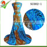 CHINA wholesales duchess Cotton Fabric swiss voile lace fabric textile for making dashiki