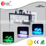 LED Sound Activated Strobe Light Mini RGB 18PCS LED Strobe Grille Disco Party Bar DJ Light