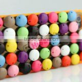 chocolate bean plastic back cover case for apple iphone 4 4S 4G