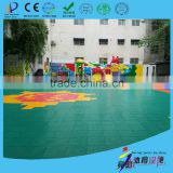 TKL250-13 better than rubber EPDM PVC table tennis outdoor floor tiles