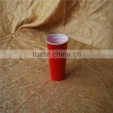 425ml PS disposable plastic beer cups , beer pong cup                                                                         Quality Choice