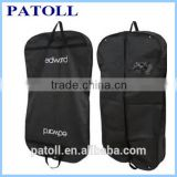 Promotional wholesale cheap suit covclassic waterproof foldable garment bag dry cleaning