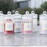 Wholesale New product glass jar apothecary jars glass bottle china
