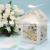 10pcs Laser Cut Butterfly Flower Wedding Favor Box Candy Box Birthday Party Supplies Decorations Children Gift Boxes