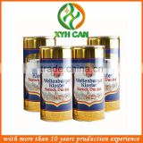 Food grade 1000ml alcohol packing tin can