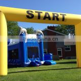 inflatable archway,cheap Customized Inflatable