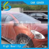 Peva flood disposable plastic tarpaulin automatic car cover                                                                                                         Supplier's Choice