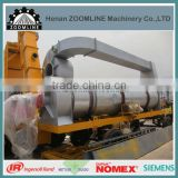 80T/H portable bitumen mixing machine