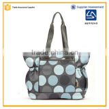 China supplier new product high quality stylish waterproof adult baby diaper bag                                                                                                         Supplier's Choice