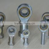 Rod end - SA...ZK adjustable rod end maintenance free with moulded nylon/teflon/fibergalss compound insert