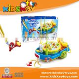 family parent child game educational toys plastic Fishing game machine for learning fishing game