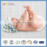 Bamboo Quilted waterproof mattress cover cot bed
