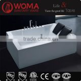 2016 Foshan Whirlpool 2 Person Water jet Whirlpool Bathtub With FM Radio