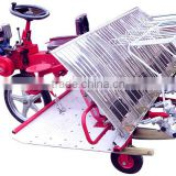 6 rows riding type rice transplanter for sale