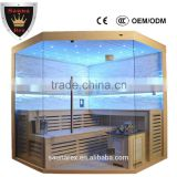 2016 dry steam Sauna Room with sauna heater for sale