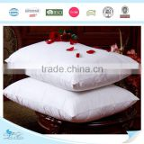 high quality 5 star hotel bedding used duck feather pillow/cushion