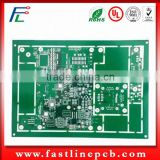 Low Cost electronic board suitable for metal detector pcb board