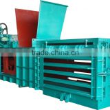 Professional high competitive horizontal closed door baler for the plastic bottles package