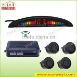 China supplier ultrasonic sensor for ford car parking sensor LED wireless