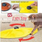 new product battery operated toy cat toy mouse automatic cat training toys cat's meow