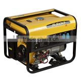 WH5500 4kw AC Single Phase Output Type home backup generator