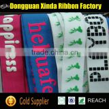 Custom Silicon Printed Elastic/Elastic Band/Silicon Printed Elastic                                                                         Quality Choice