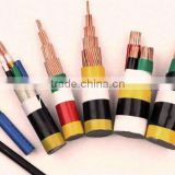 Electric Wire XLPE Insulated steel tape armoured PVC sheathed power cable for coal mining