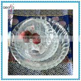 wholesale machine made round glass dinner bowl set                                                                         Quality Choice