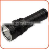 NICO nature X90 white bright flashlight 1000Lumen xm l2 torch light 400 meters lighting distance for hunting camping