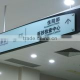 Customized screen printting Acrylic lightbox manufacturer