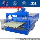 Glazed Tile Roll Forming Machine, Corrugated Sheet Roll Forming Machine Price                                                                         Quality Choice