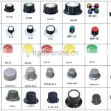 knob for potentiometer plastic knob for 6mm shaft