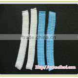 disposable surgical single elastic hair nets
