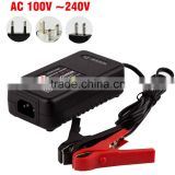 Hot selling 12v lead acid battery charger for electric Golf buggy