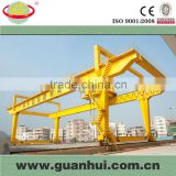 bolt connect electric double beam door gantry crane