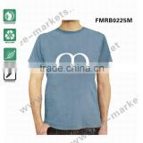 Freemarkets Free markets New Fashion Eco-friendly Recycled pet fabric RPET boy men T shirt